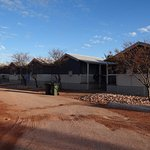 Cabins in Exmouth Cape Holiday Park, Exmouth WA