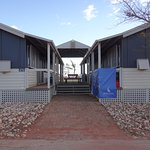 Backpackers accommodation, Exmouth Cape Holiday Park, Exmouth WA