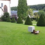 Kloster Eberbach Foto