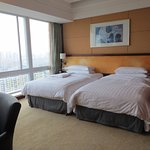 Chengdu Shangri-La was our favorite hotel of 8 in China; we were upgraded to a suit