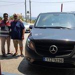 Foto di John's Private Taxi Day Tours in Athens