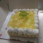 Nice Pineapple Cake