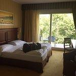 Sehr gute Matratzen, sehr geräumiges Zimmer,sehr sauber!