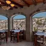 Aydinli Cave Hotel Terrace