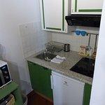 Studio - kitchen