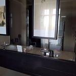 vue sur la salle de bains, chambre de luxe