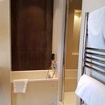 salle de bains, chambre de luxe