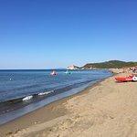 La spiaggia di Roccamare