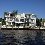 View from the Intracoastal Waterway