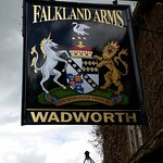 The Falkland Arms in Great tew