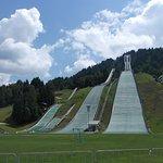 Olympiaschanze Foto