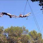 catch au trapèze volant