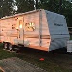 Foto de Happy Hills Campground and Cabins