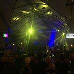Main stage - Dance Floor - Laser Show