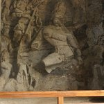 Elephanta Caves Foto