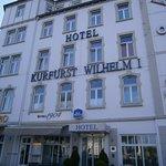 Bistro 1904 am Hotel Kurfurst Wilhelm I.
