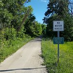 Huron Valley Rail Trail
