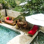 Loft Suites Pool Deck
