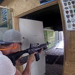 semi auto shot gun