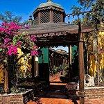 Fachada El Carmelo Hotel & Hacienda