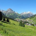 Hotel Arlberg Lech Foto