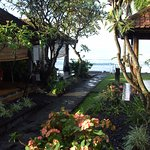 Photo de Temple Cafe & Seaside Cottages