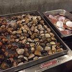 หอยต่างๆ