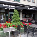 Bar Ristorante Vespa, Helsinki