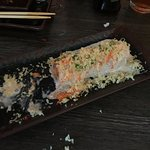 Key West roll, this was one of the best