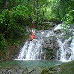 Waterfall Zip Line Tour