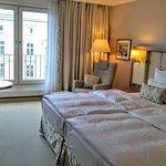 Grand Elysée Hotel Hamburg Foto