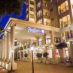 Exterior - Radisson Blu Le Vendome Hotel