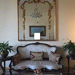 beautiful interior at Lobby