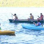 Cobblescote on the Lake Foto