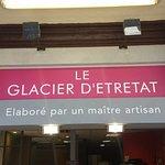 Le Glacier D'etretat Foto