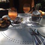 viennoiseries+smoothies brunch