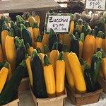 Zucchini galore