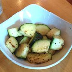vegetable of the day (zucchini)