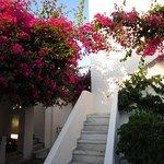 Photo de Hotel Marinos Parikia
