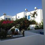 Foto de Hotel Marinos Parikia