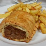 Jumbo sausage rolls come in many varieties :-)