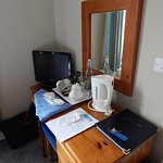 Facilities in the room.
