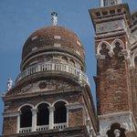 Cupula de la Iglesia de la Madonna dellörto