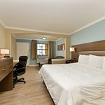 Executive King view of room