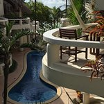 Foto de Playa Palms Beach Hotel