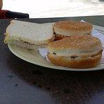 Sandwich au thon 10 euro il manquait de pain ??
