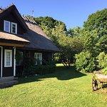The farmhouse turned B&B