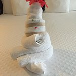 Another cute towel creation