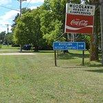 Woodlawn sign