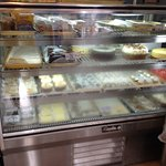 Pastry Glass Display Case